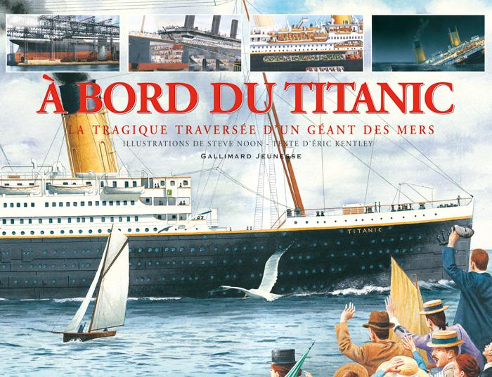 La Scripted reality Livre-titanic-gallimard-1